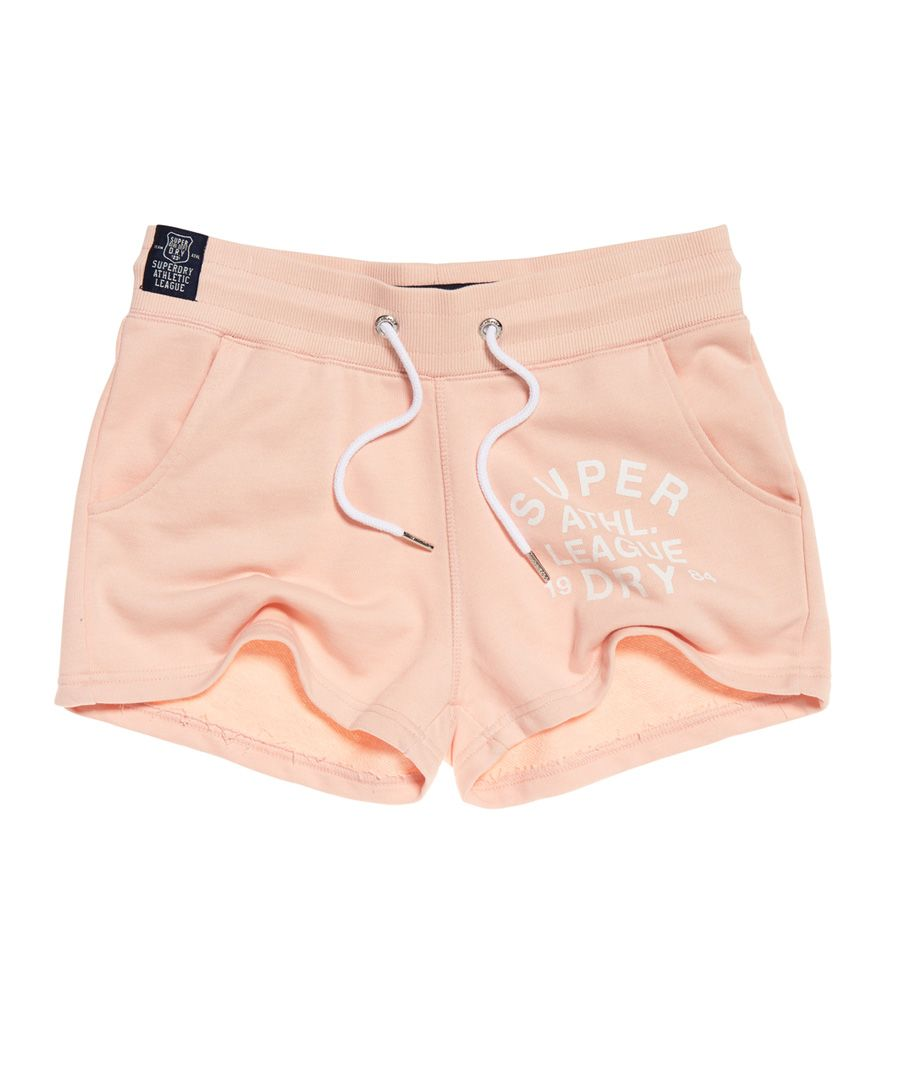 Image for Superdry Athletic League Loopback Shorts