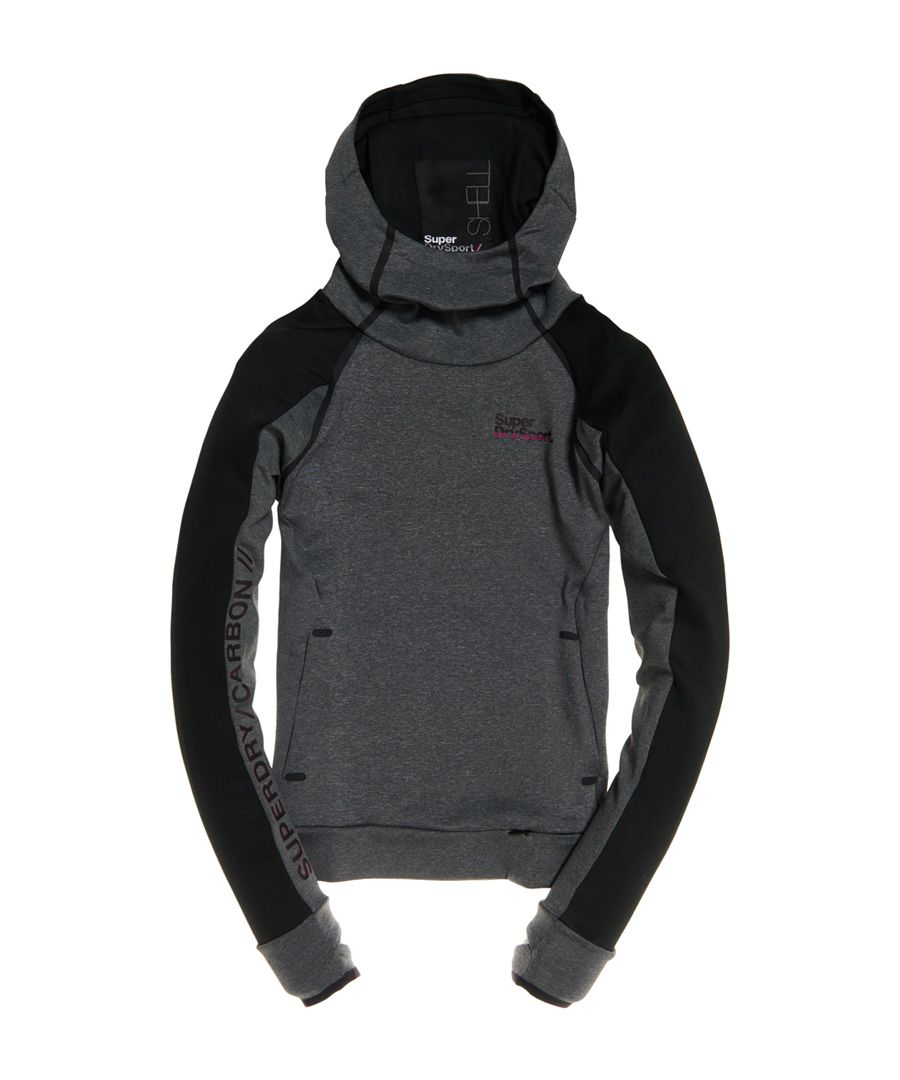 Image for Superdry Carbon Run Free Hoodie