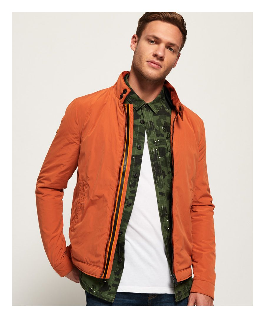 Image for Superdry Premium Casual Harrington Jacket