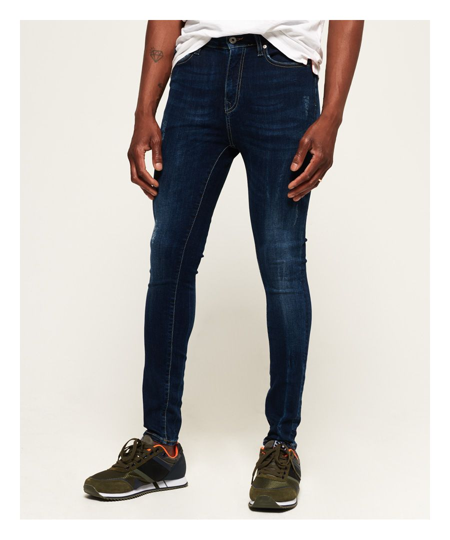 Image for Superdry Jared Super Skinny Jeans