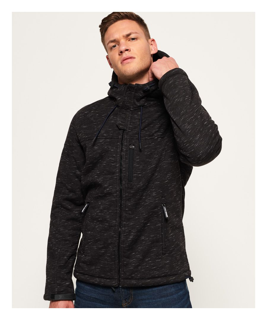 Image for Superdry Hooded Winter SD- Windtrekker Jacket