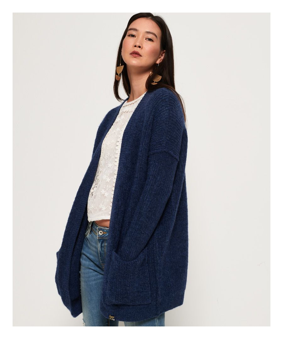 Image for Superdry Eastern Rib Cardi