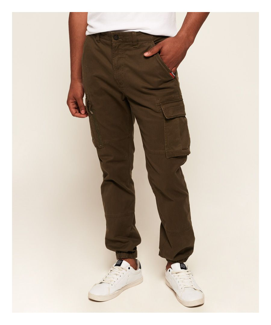 Image for Superdry International Recruit Flight Grip Cargo Pants