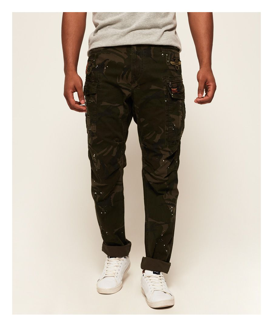Image for Superdry Core Parachute Cargo Pants