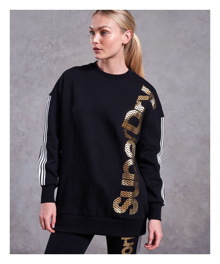 Image for Superdry Classics Crew Jumper