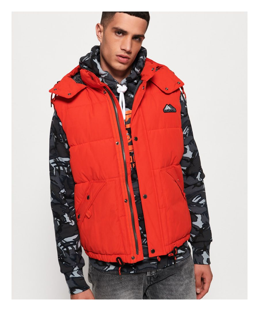 Image for Superdry Academy Gilet