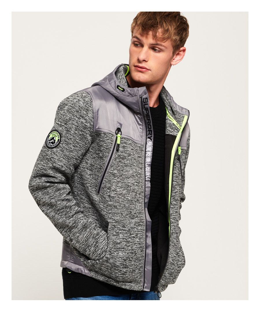 Image for Superdry Mountain Zip Hoodie