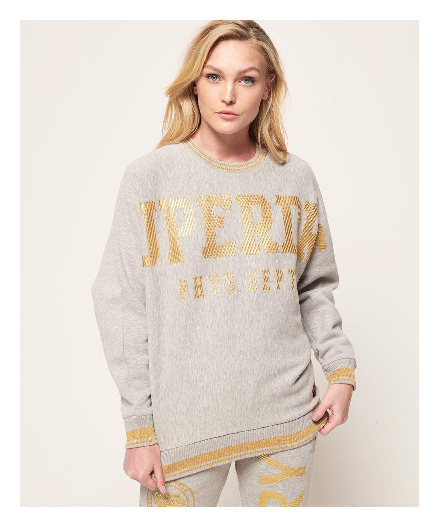 Image for Superdry Ace Metallic Sweatshirt