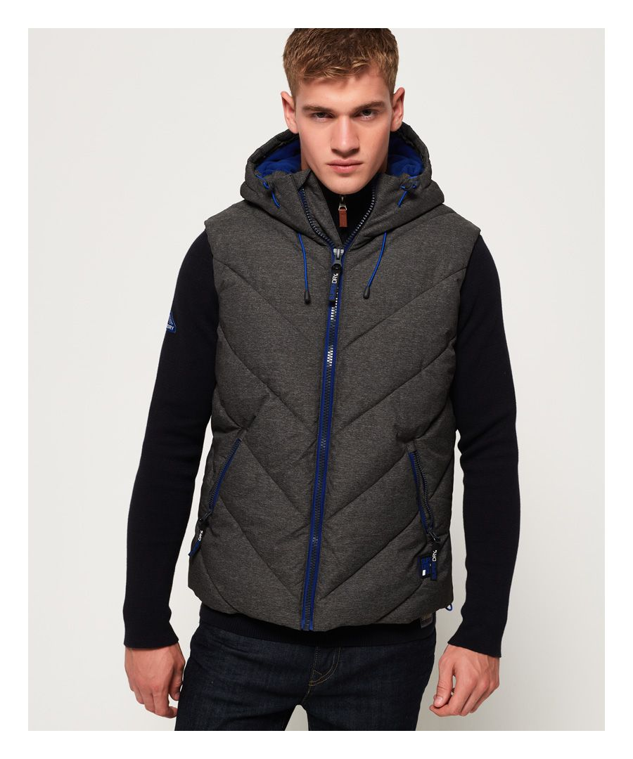 Image for Superdry Xenon Puffer Gilet