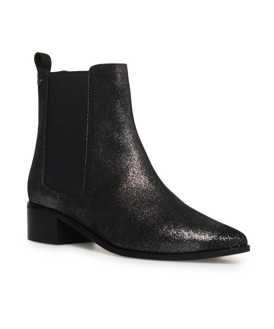 Image for Superdry Zoe Quinn High Chelsea Boots