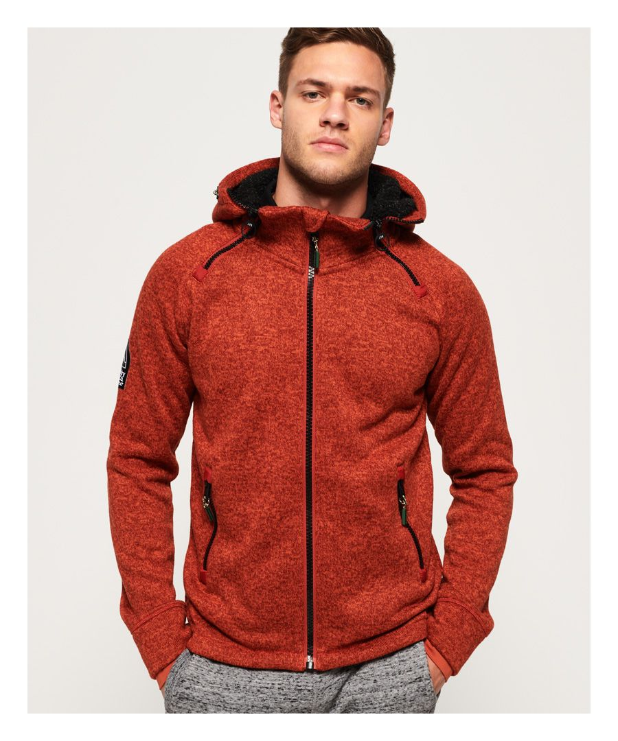 Image for Superdry Storm Double Zip Hoodie