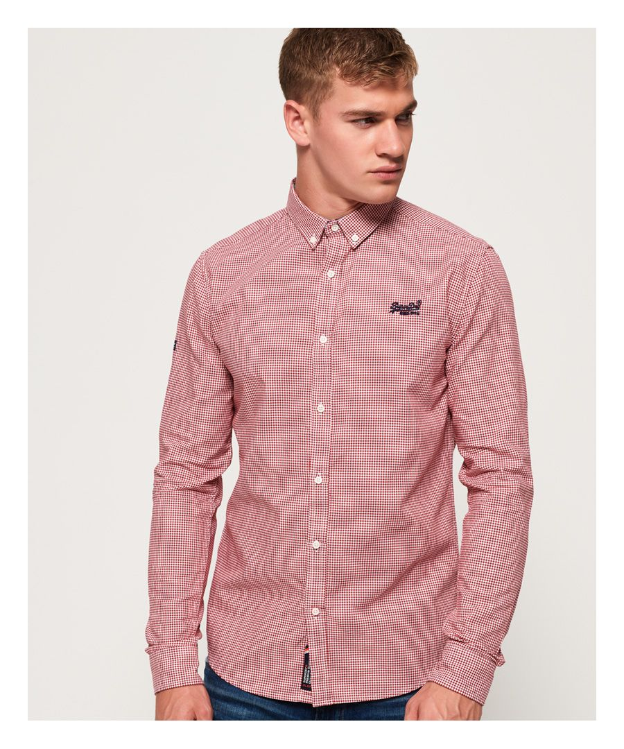 Image for Superdry Premium Button Down Shirt