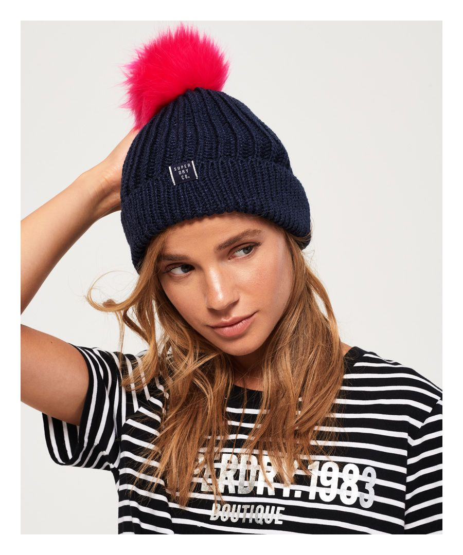 Image for Superdry Aries Sparkle Beanie