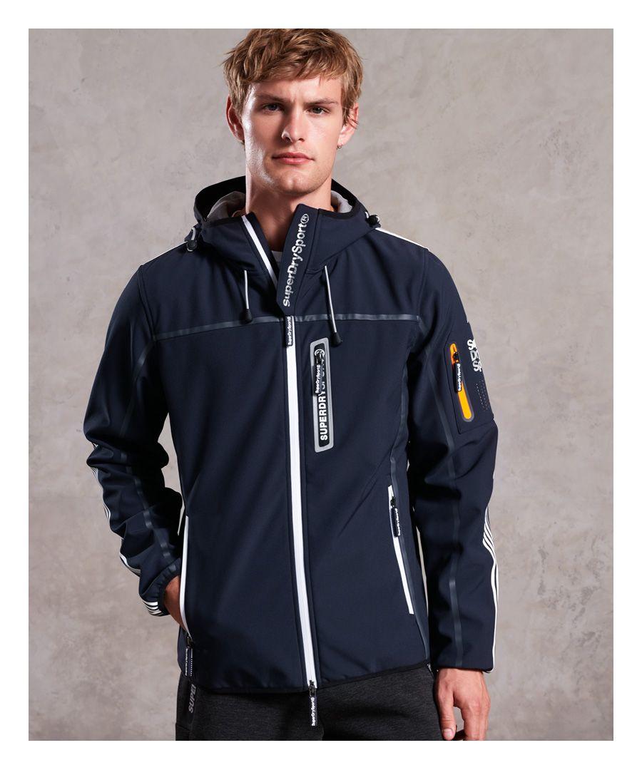 Image for Superdry Polar Team Sport Trakker Jacket