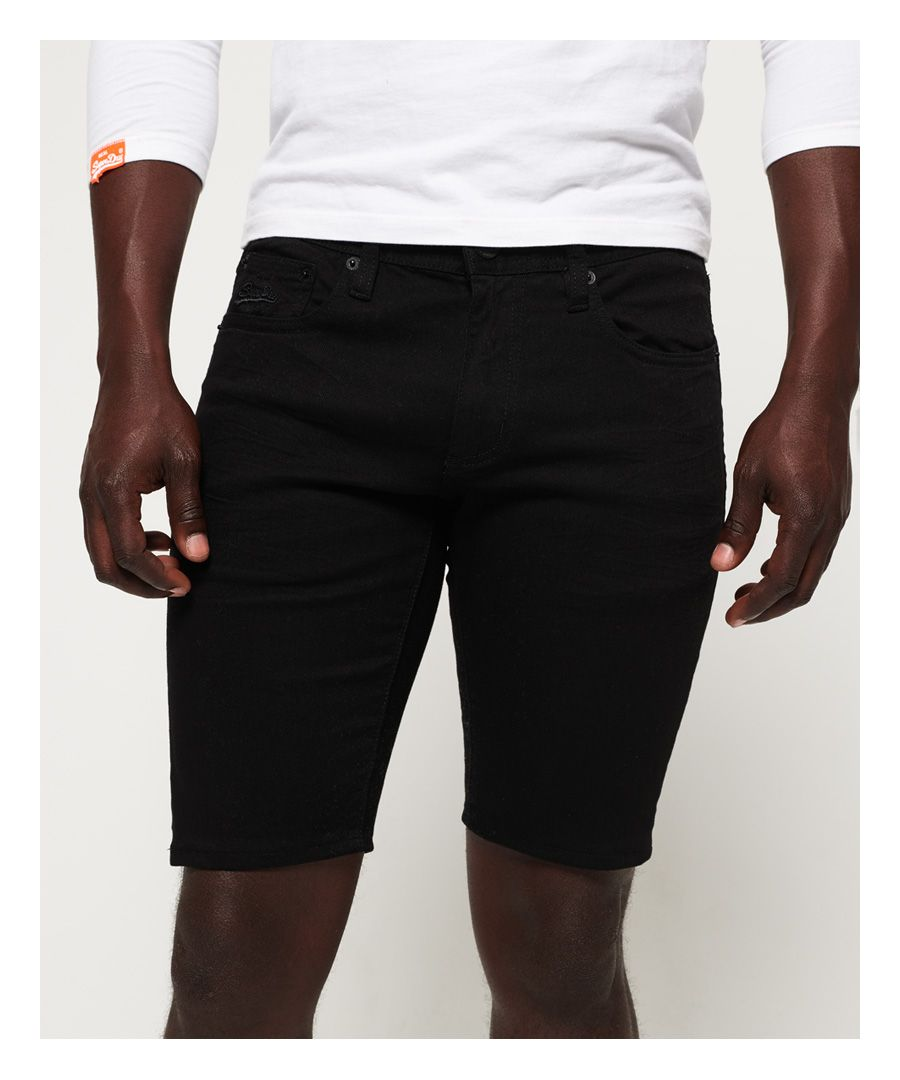 Image for Superdry Skinny Shorts