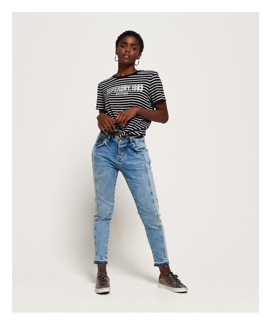 Image for Superdry Riley Girlfriend Jeans