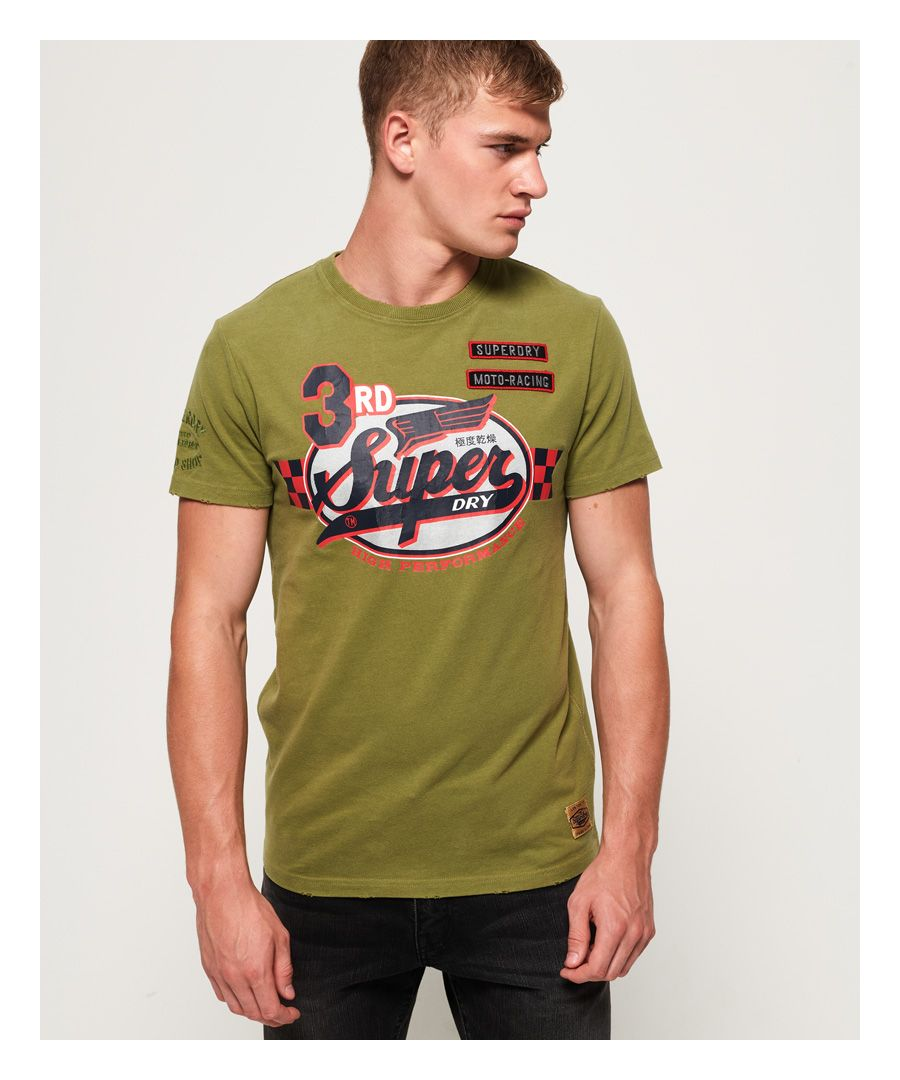 Image for Superdry Custom 1334 T-Shirt