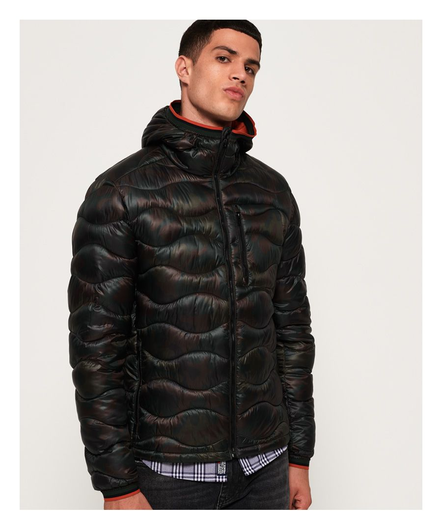 Image for Superdry Wave Quilt Jacket