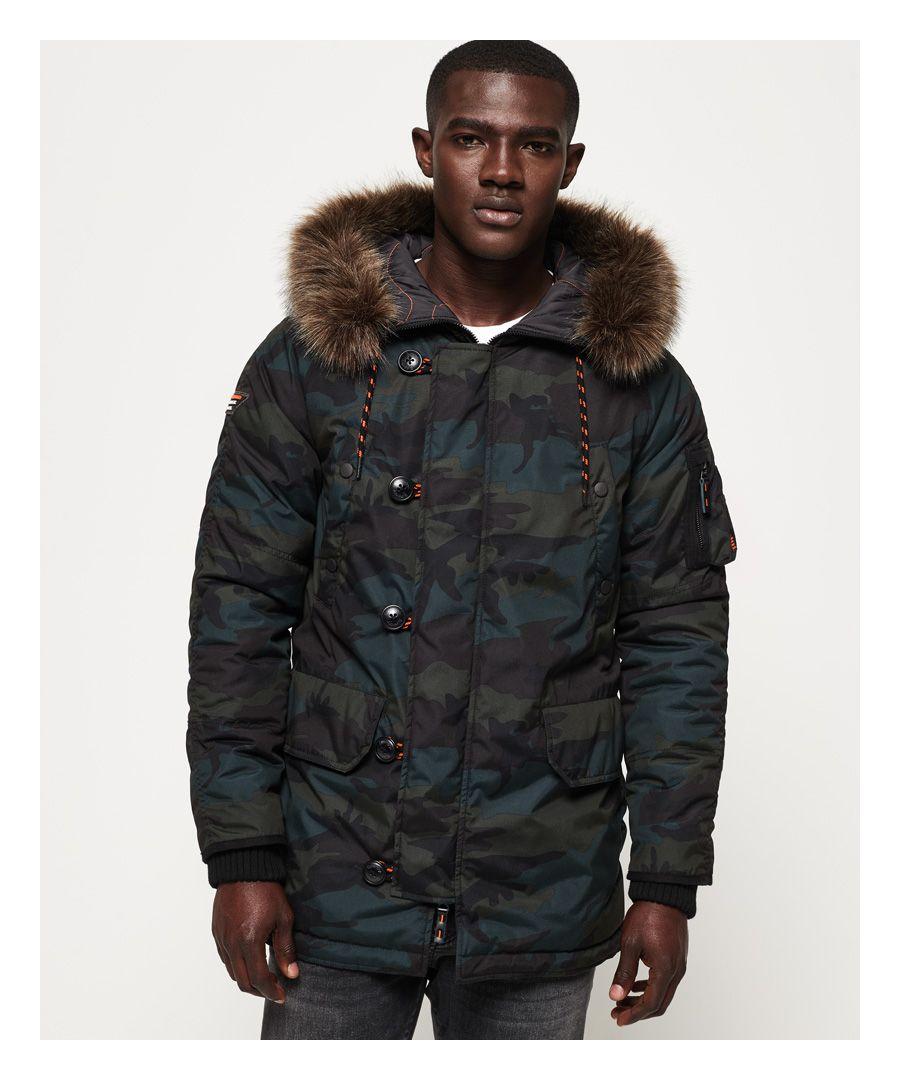Image for Superdry Parka Jacket
