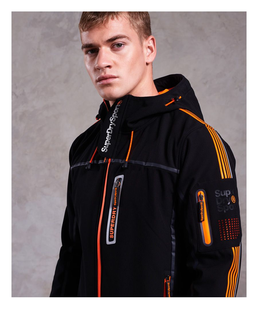 Image for Superdry Polar Team Sport Trakker Jacket