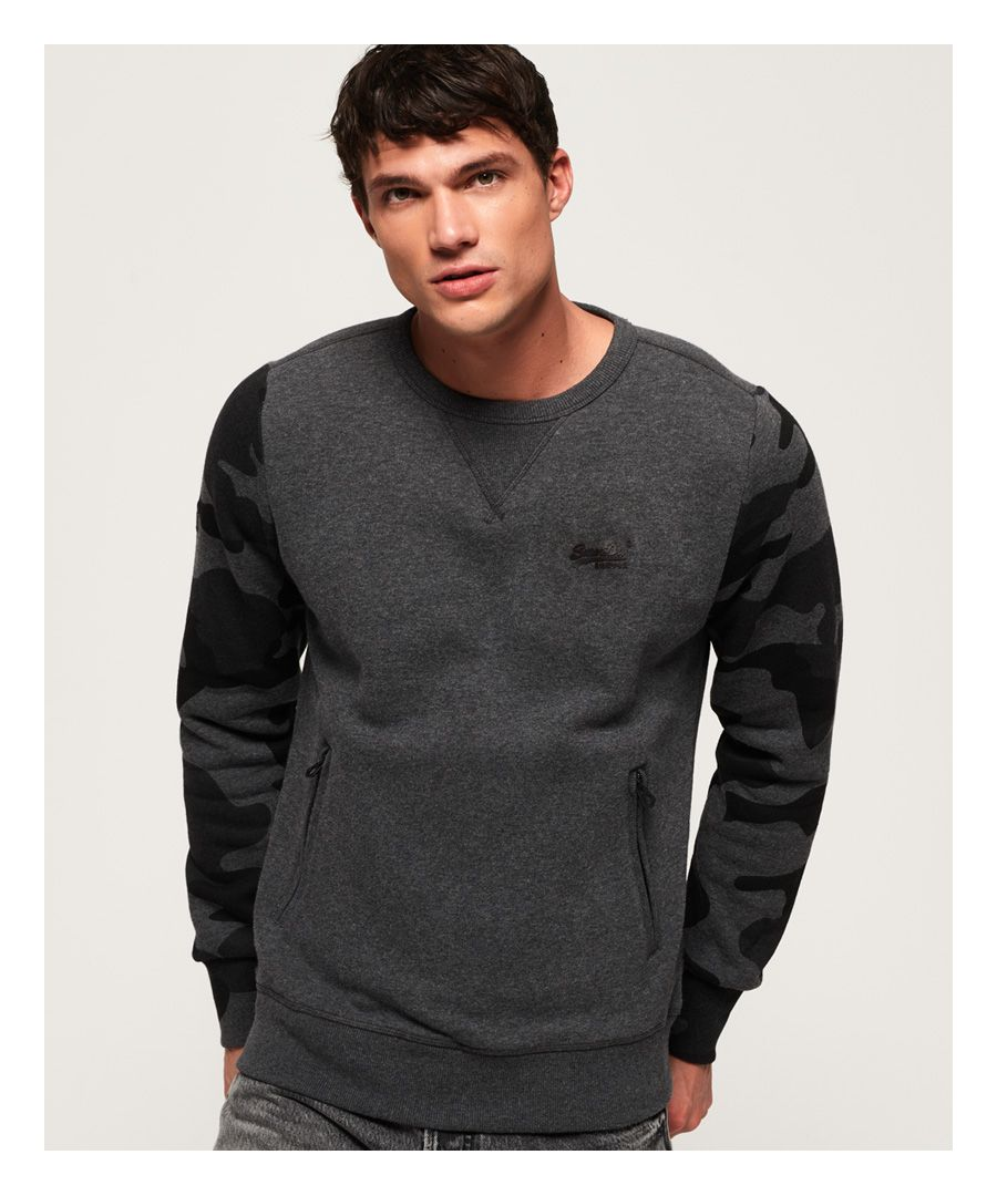 Image for Superdry Orange Label Urban Sweatshirt