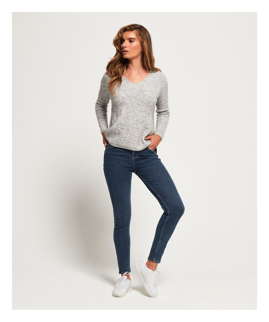 Image for Superdry Super Crafted Skinny Jeans