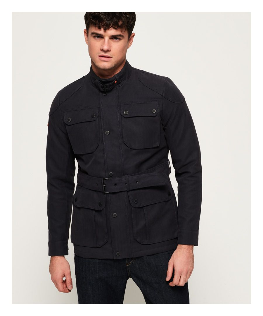 Image for Superdry Premium Four Pocket Field Jacket