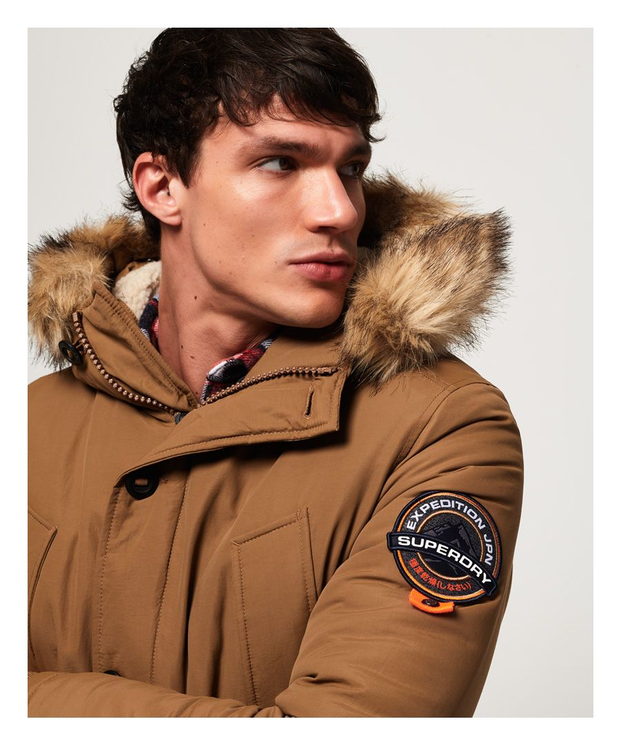 Image for Superdry Everest Parka Jacket