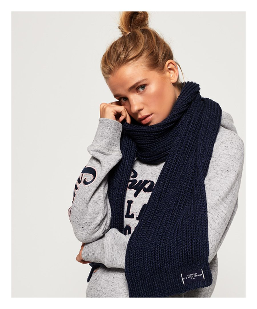 Image for Superdry Aries Sparkle Scarf