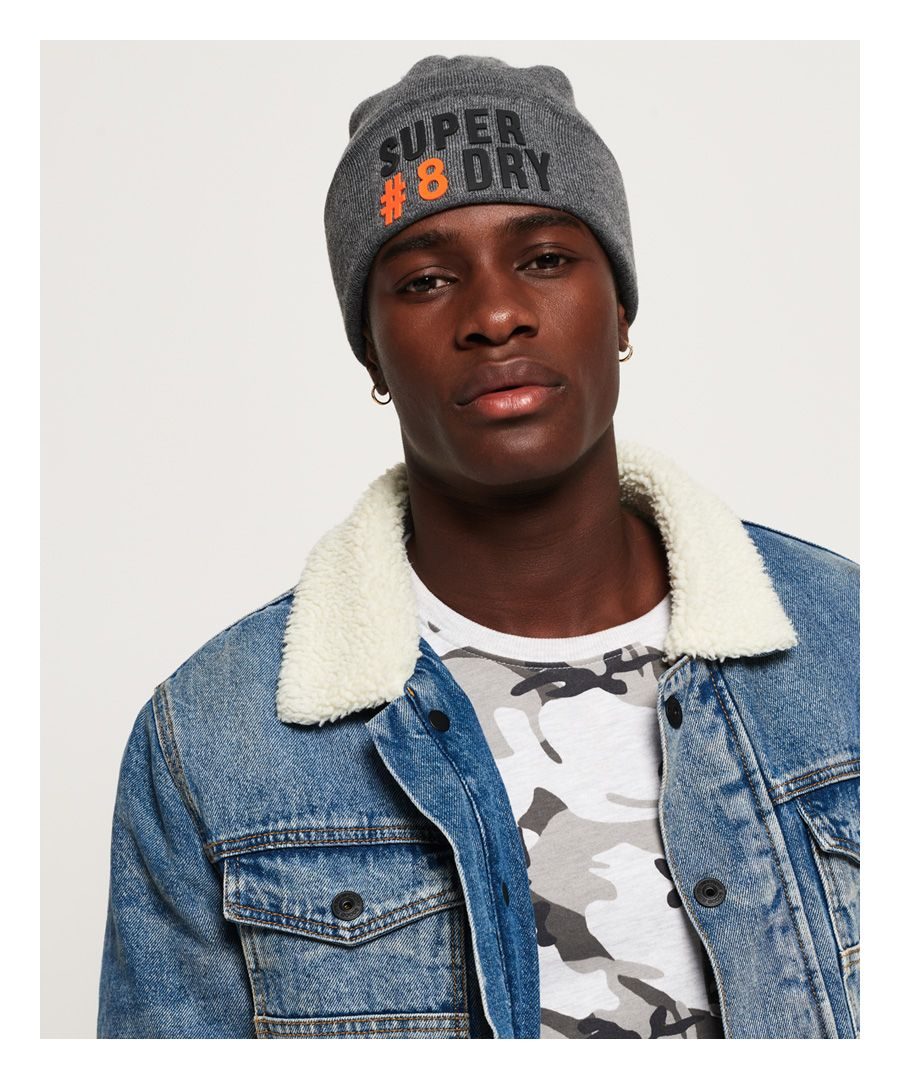 Image for Superdry Super Logo Beanie