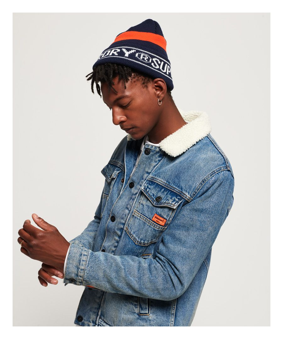 Image for Superdry Body Pop Beanie