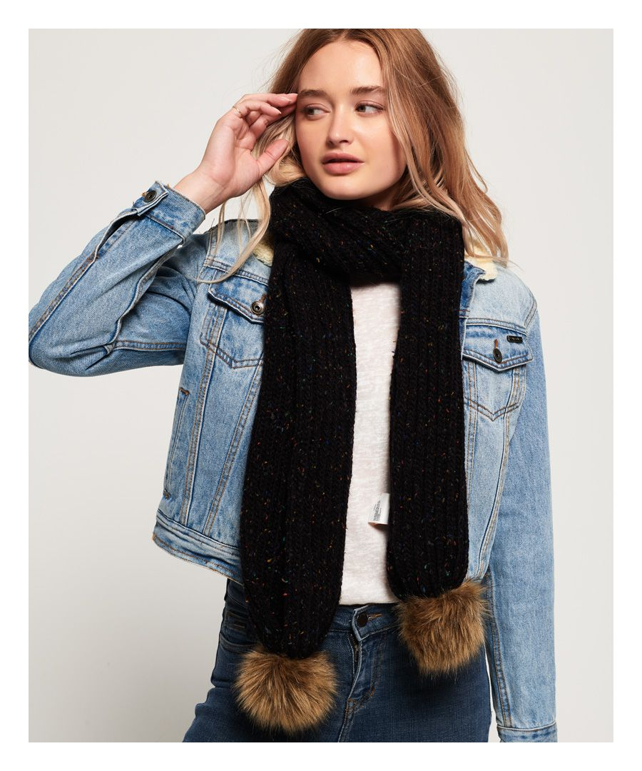 Image for Superdry Zoe Nep Scarf