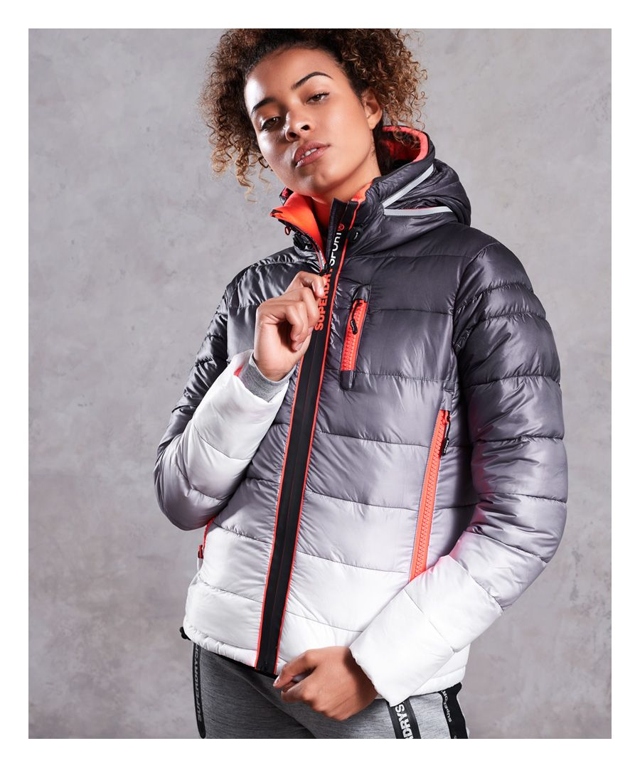 Image for Superdry Polar Power Fade Puffer Jacket
