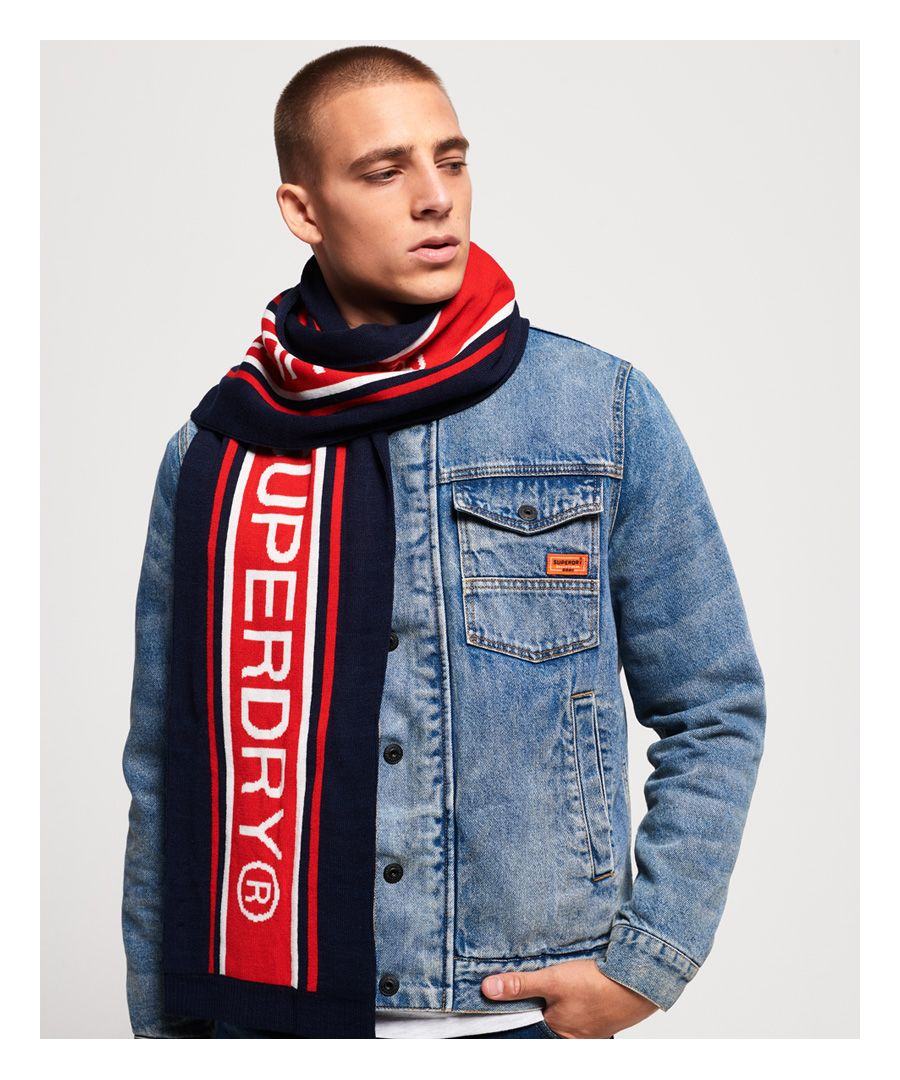 Image for Superdry Oslo Racer Scarf