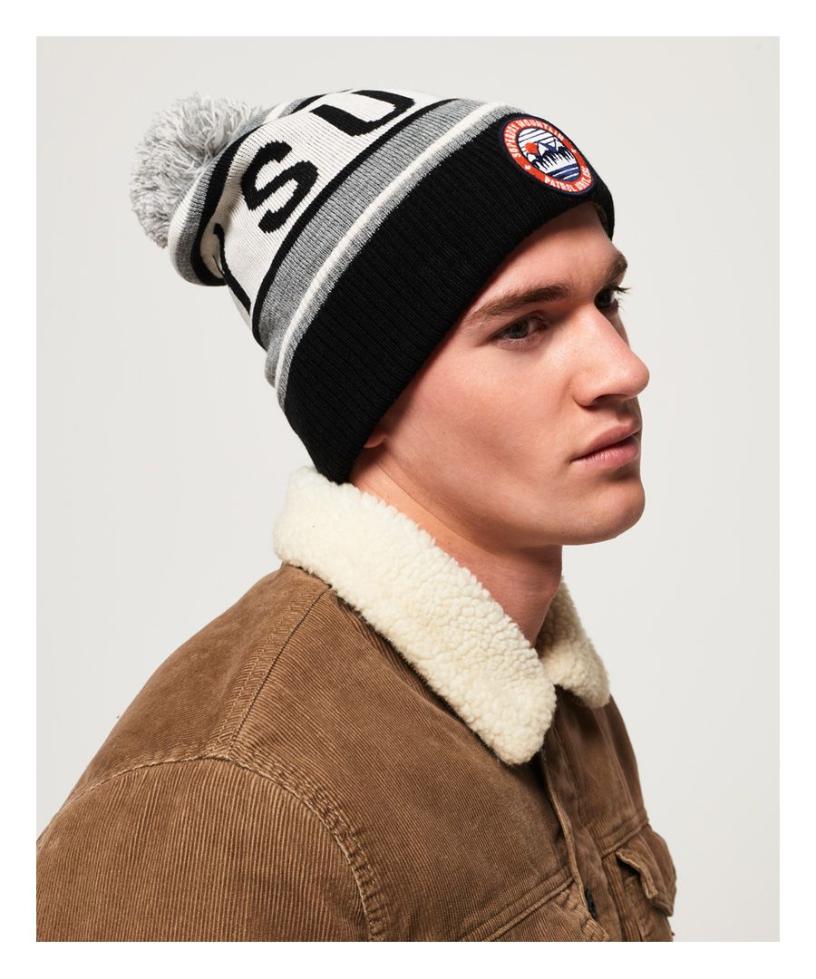 Image for Superdry Oslo Racer Beanie