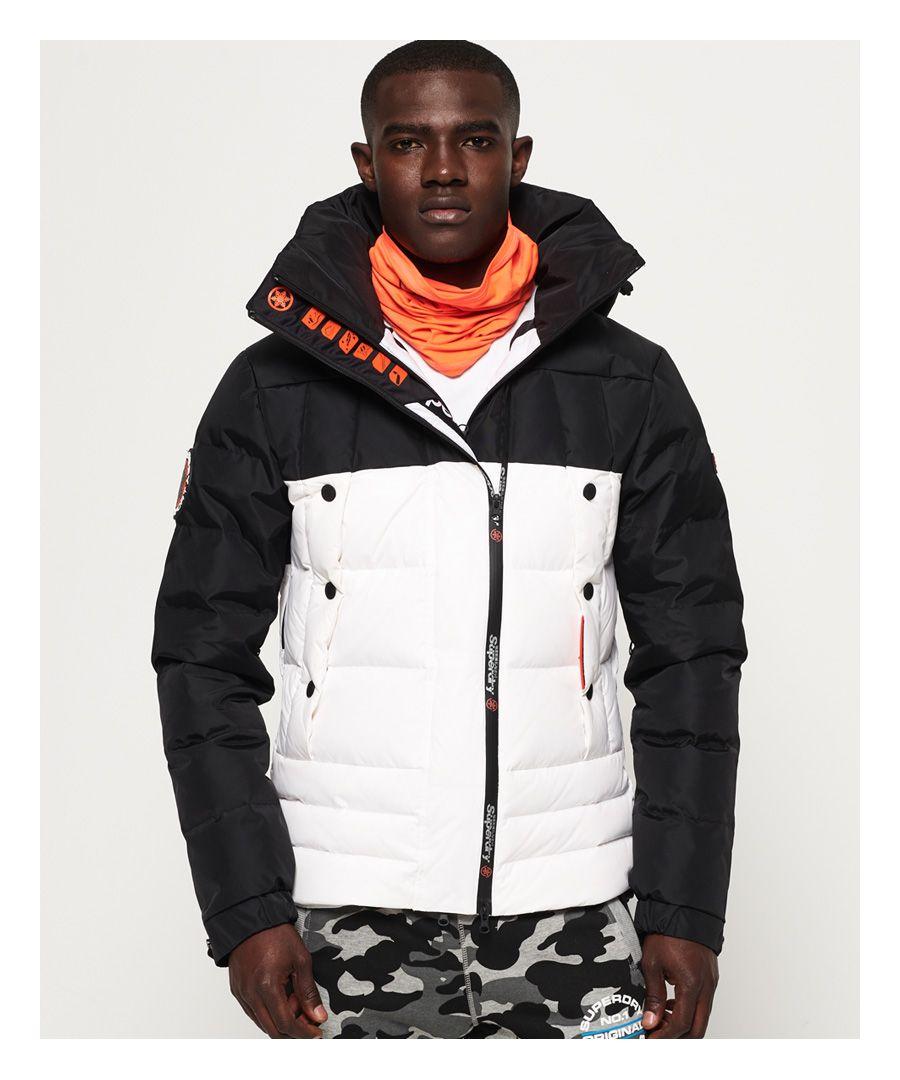 Image for Superdry Super Canadian Ski Down Puffer Jacket
