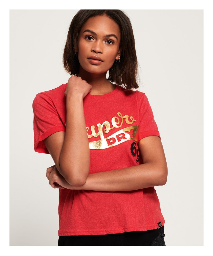 Image for Superdry Tokyo Tour Boxy T-Shirt