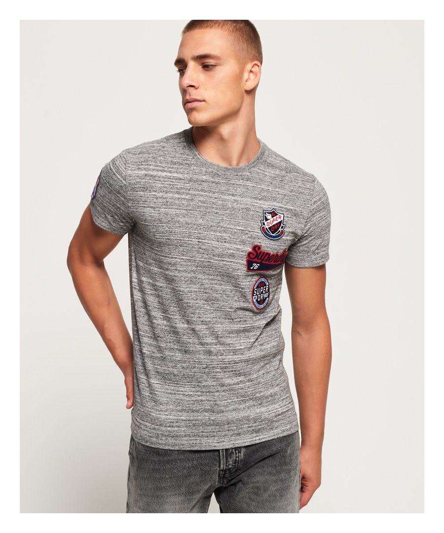 Image for Superdry Patch T-Shirt
