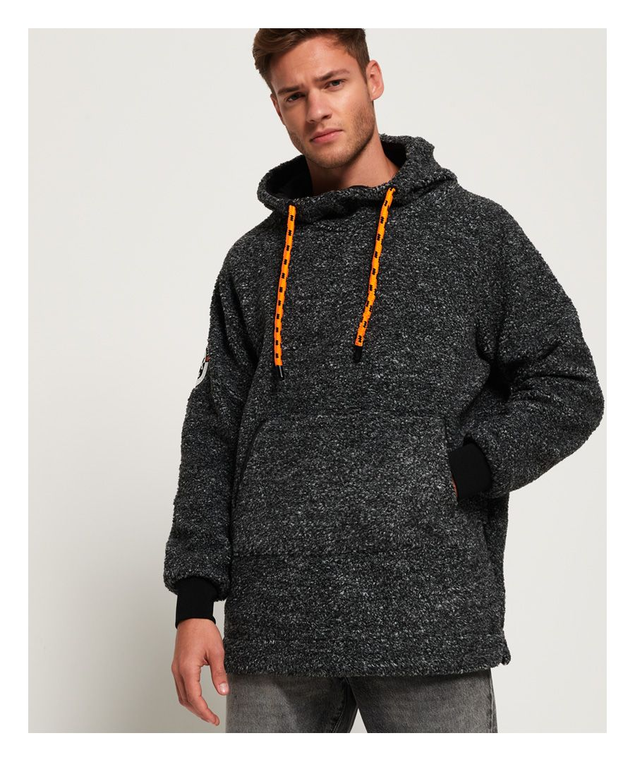Image for Superdry Mountain Sherpa Overhead Hoodie