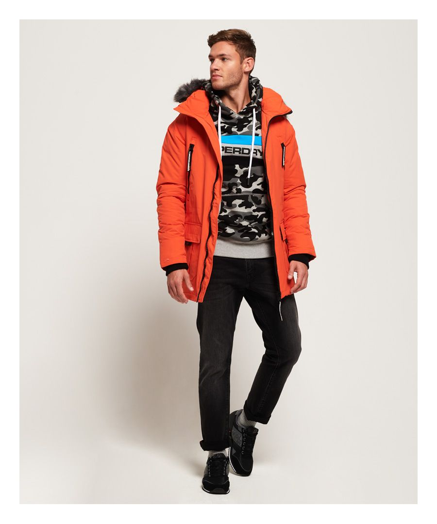 Image for Superdry Mountain Pro Project Down Parka Jacket