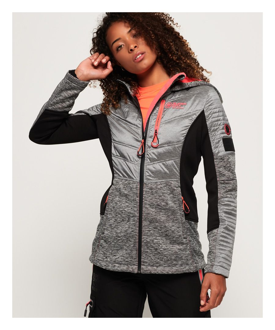 Image for Superdry Softshell Hybrid Jacket