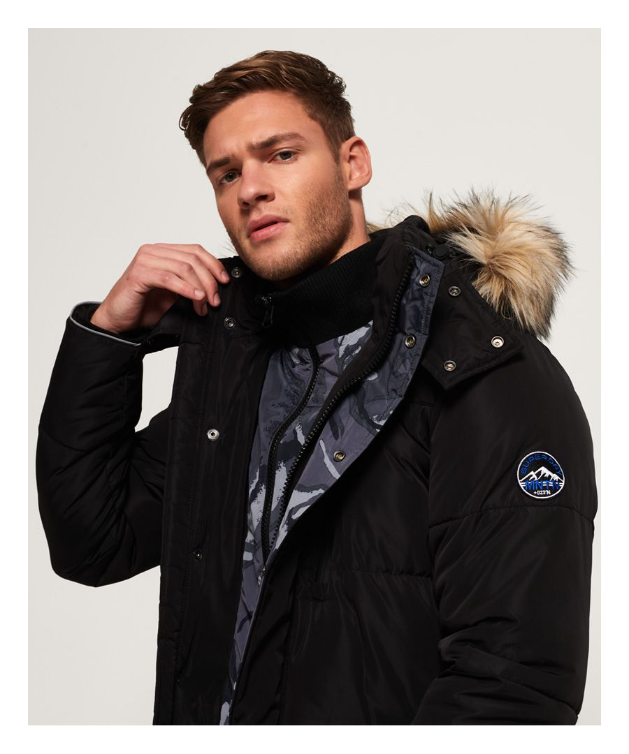 Image for Superdry SD Expedition Parka Jacket