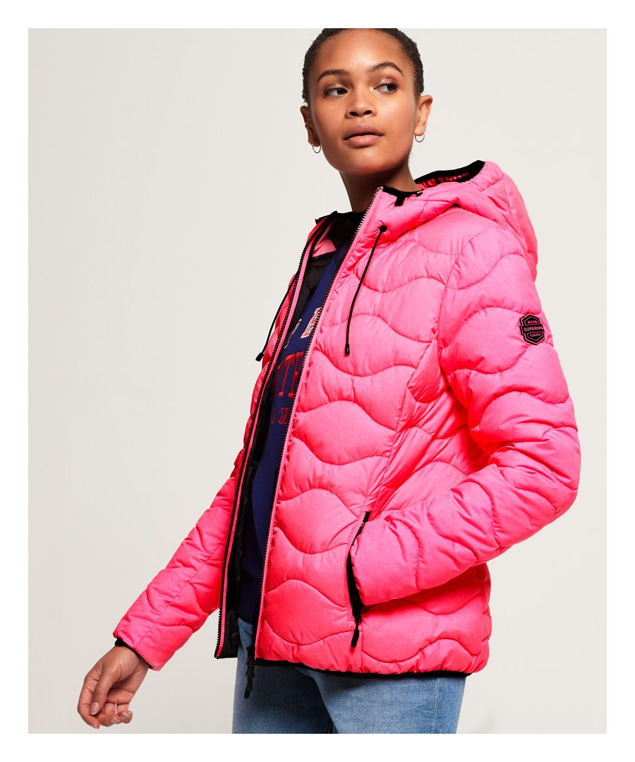 Image for Superdry Astrae Quilt Padded Jacket