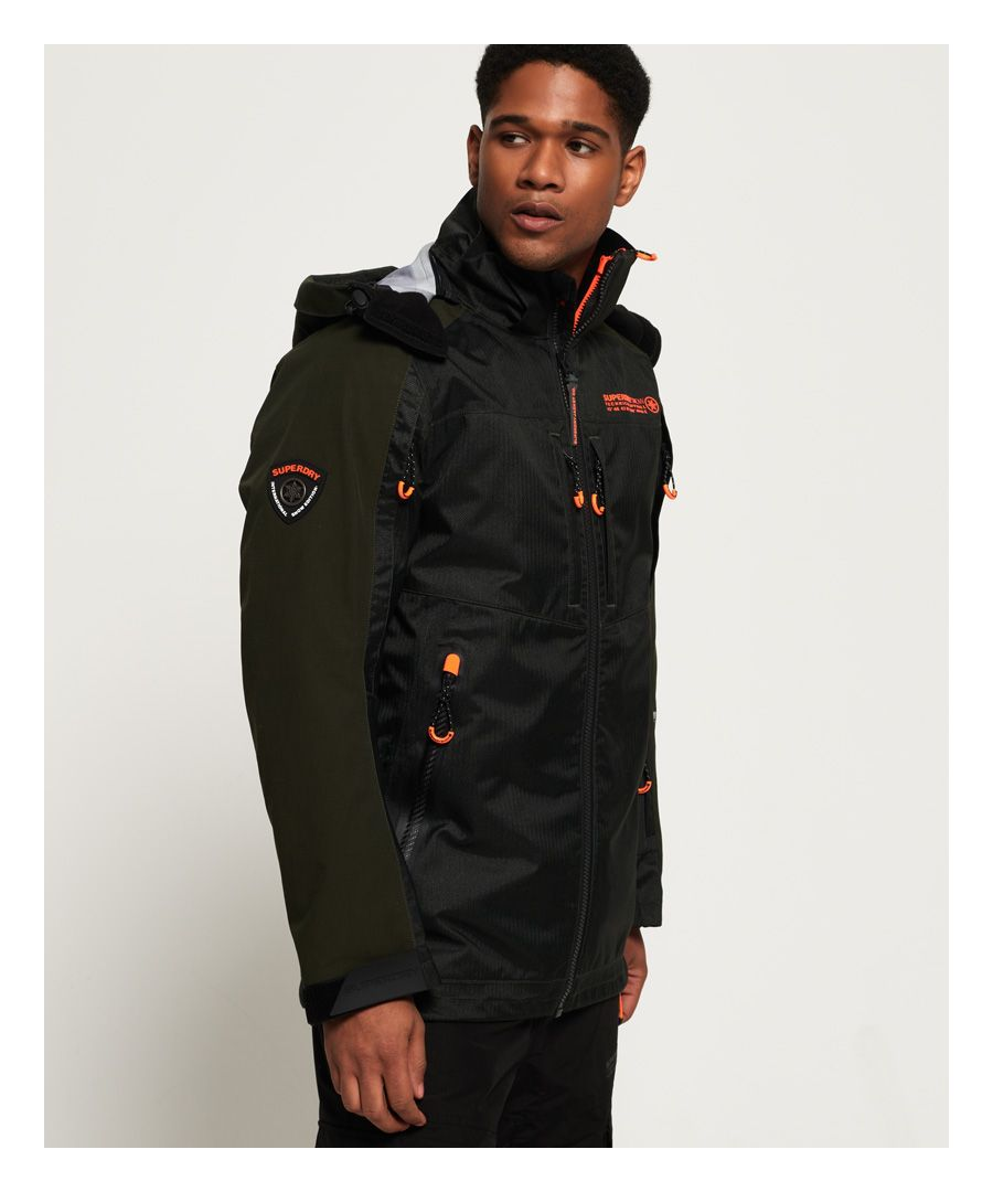 Image for Superdry Piste Rescue Multi Jacket