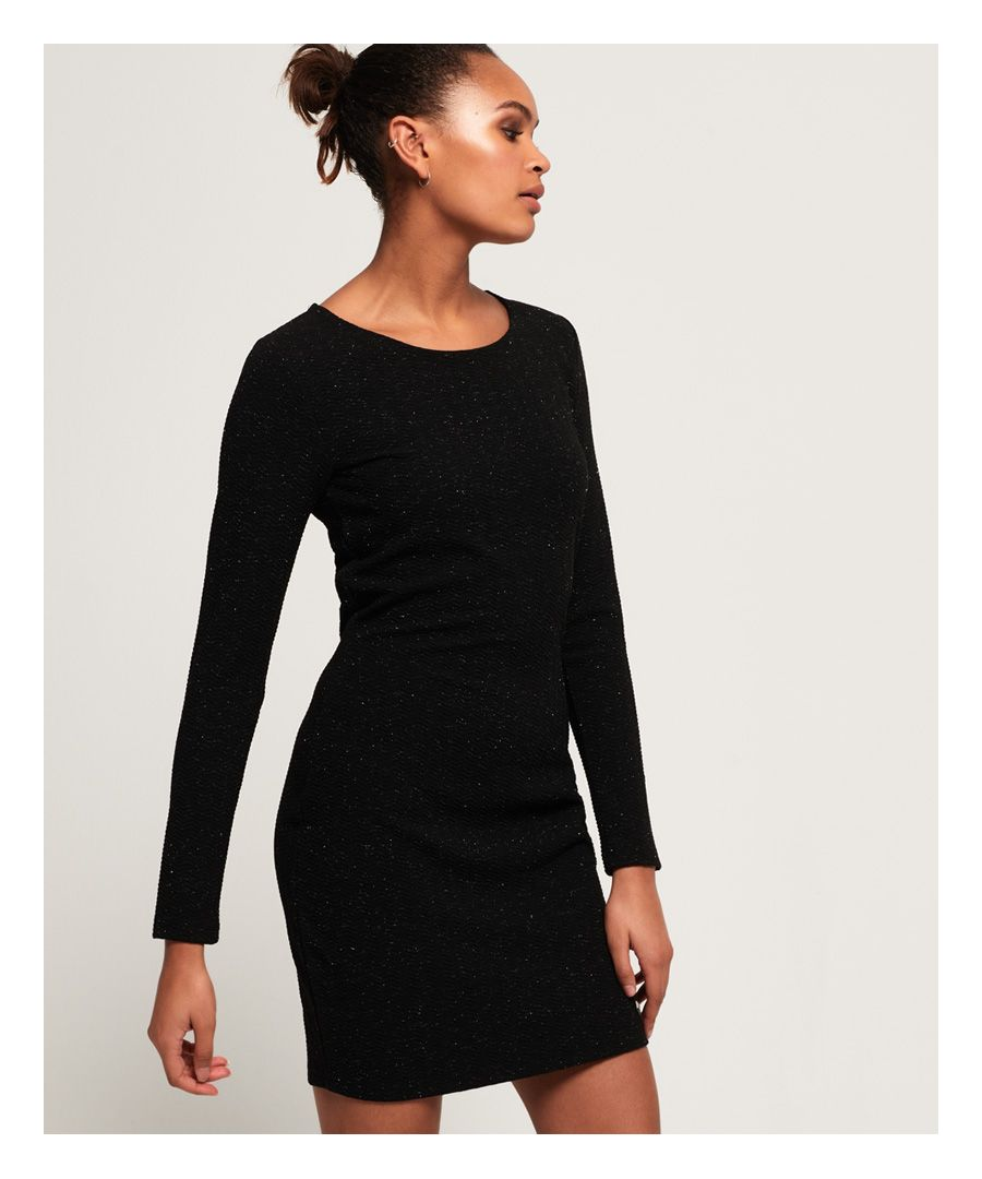 Image for Superdry Bailey Bodycon Dress