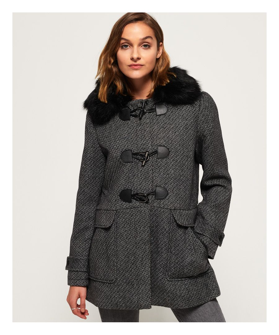 Image for Superdry Brooklyn Duffle Coat