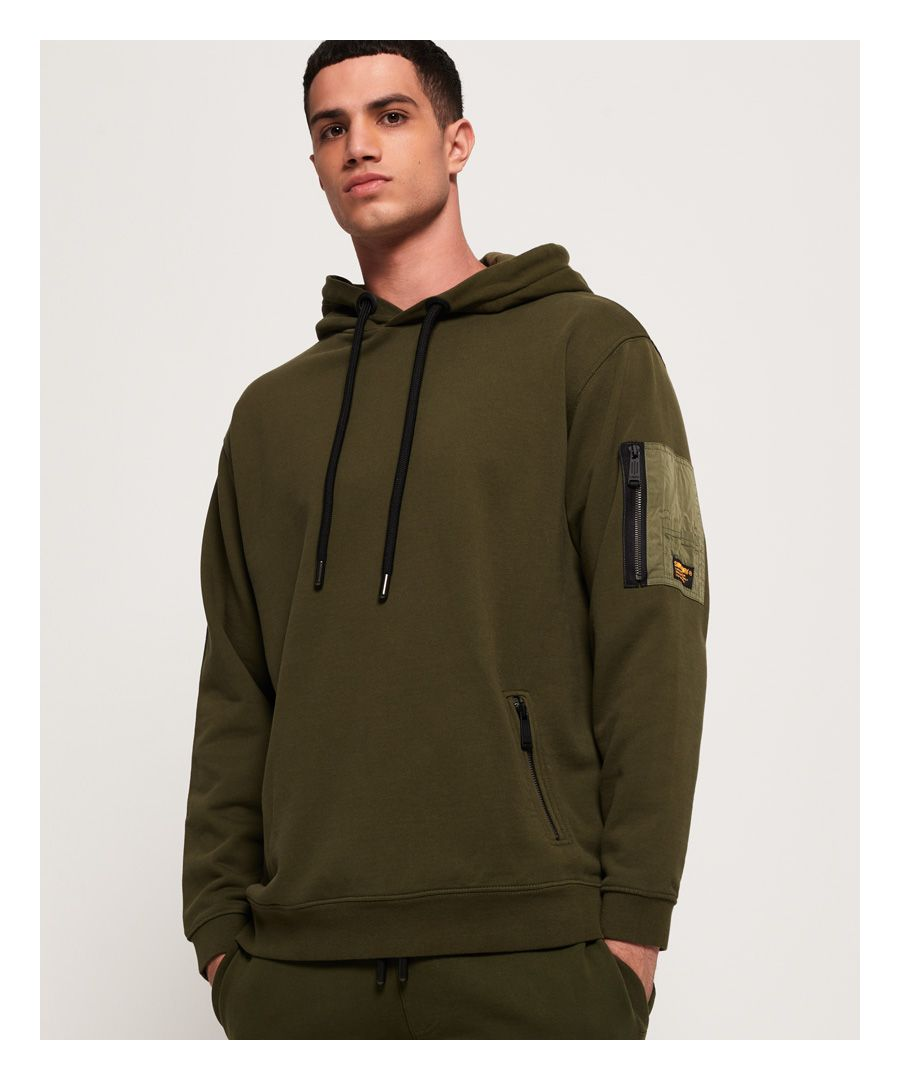 Image for Superdry Rookie Oversized Hoodie