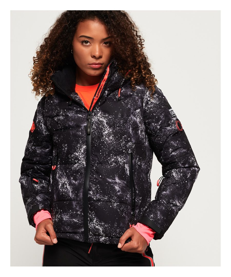 Image for Superdry Snow Shadow Down Jacket
