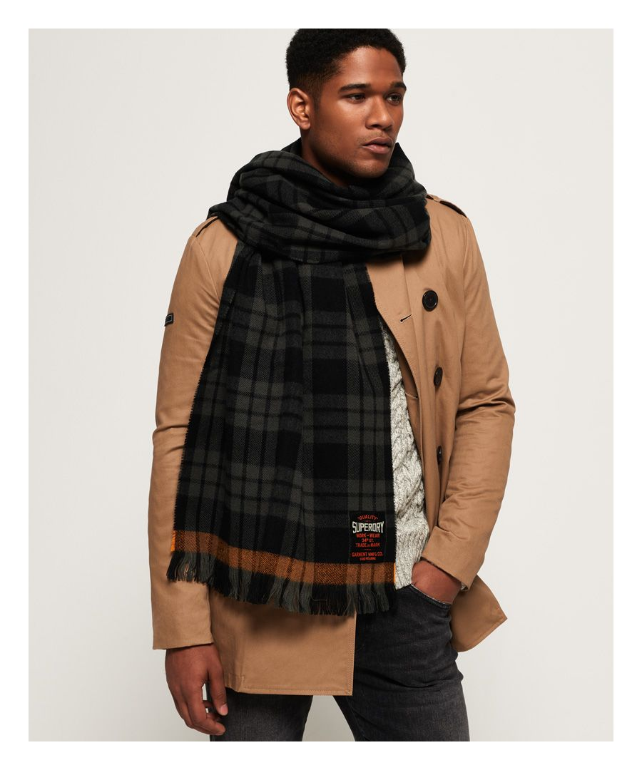 Image for Superdry Super Capital Scarf