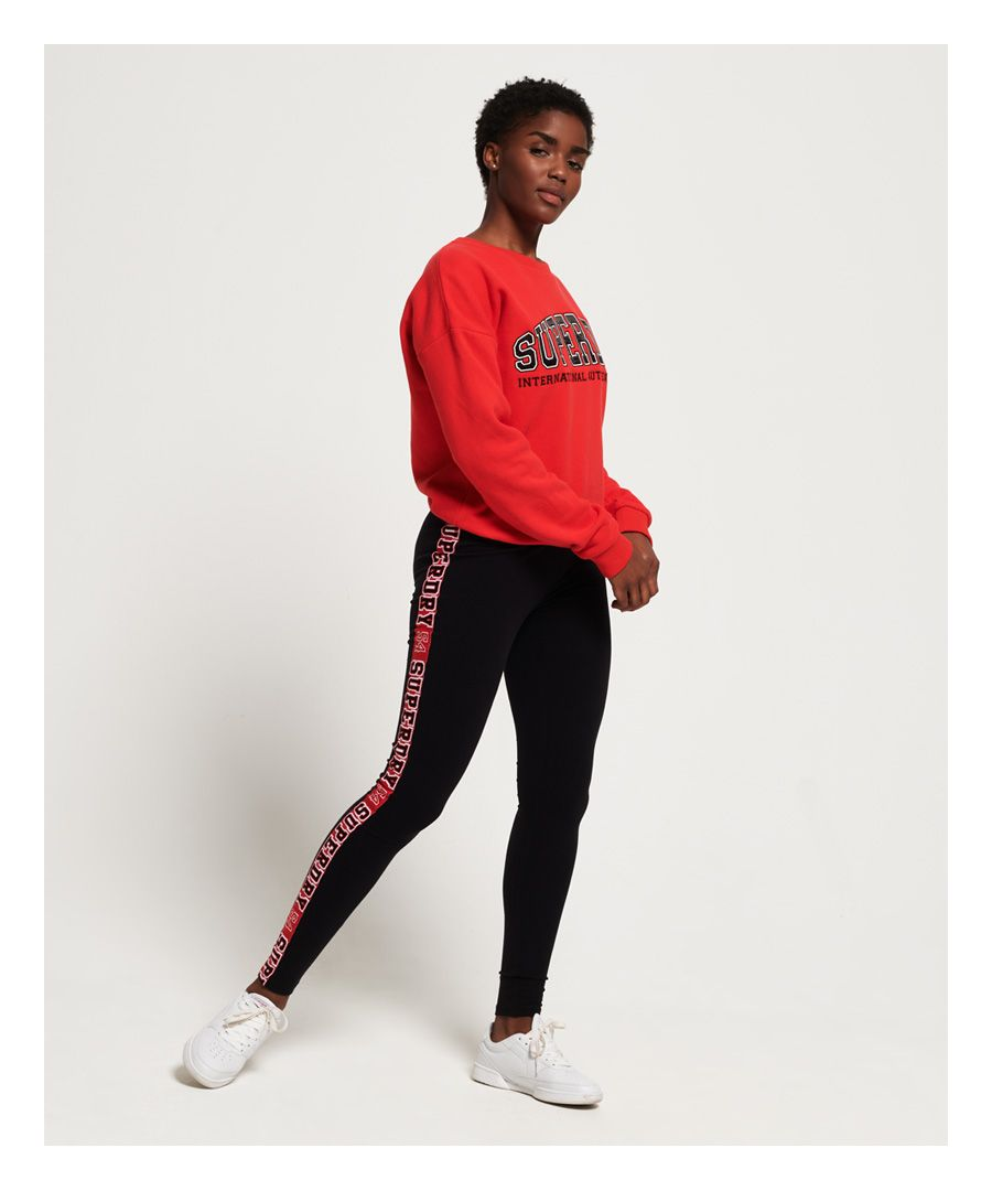 Image for Superdry Playoff Tape Leggings